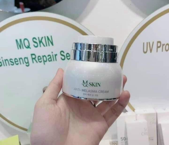 Kem trị nám thải chì nhân sâm MQ Skin
